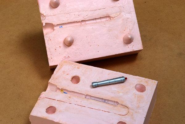 Moldes de yeso para fundicion - Silicona para exteriores ...